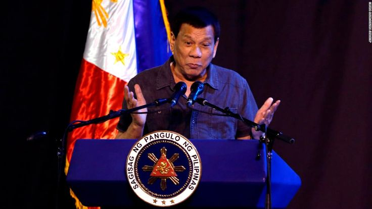 Philippine President Rodrigo Duterte said in a speech Sunday that the rights of the LGBT community would be protected during his presidency, according to the...