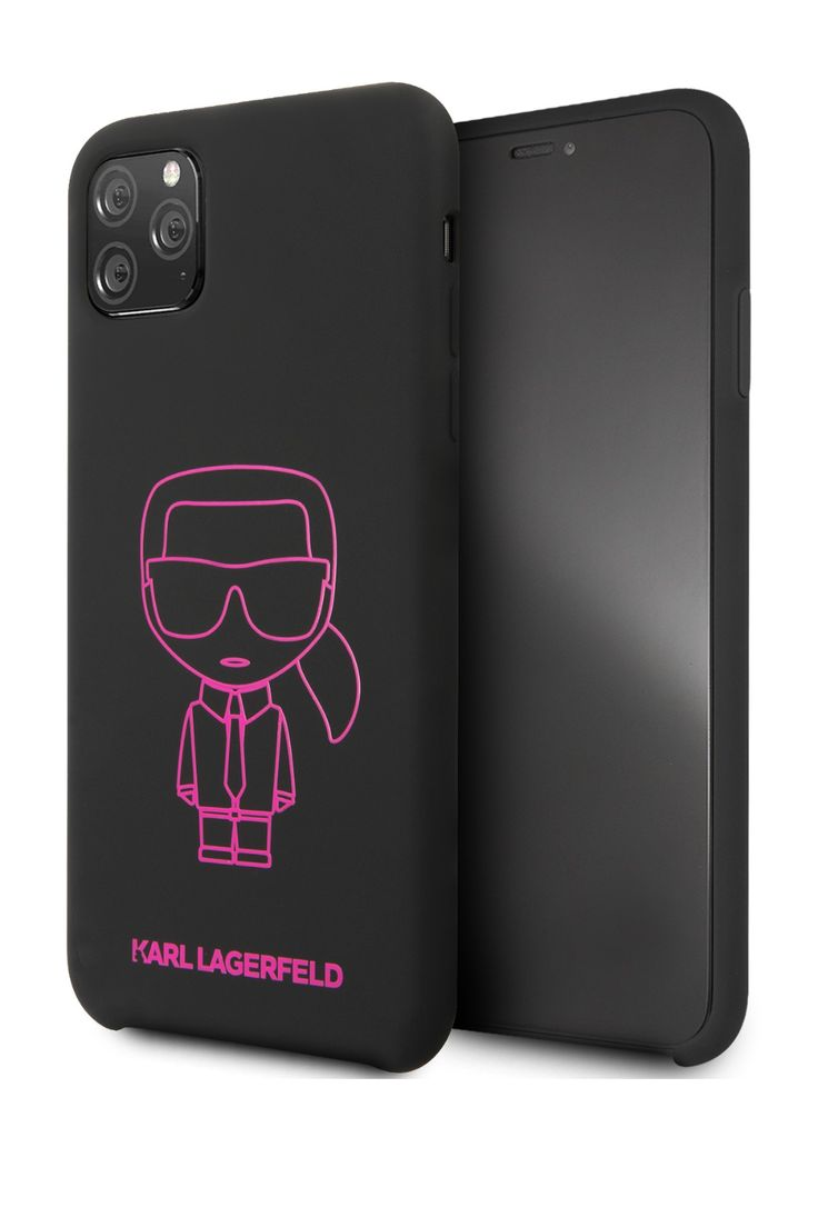 Karl lagerfeld paris karl outline iconic iphone 11 pro