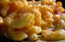 GET CROCKED: Cheese Recipe, Mail, Macaroni And Cheese, Mac Cheese, Side Dishes, Yummy Food, Favorite Recipes