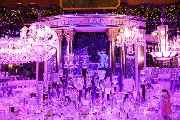Un Noël de lumière et de cristal : Le grand show des vitrines de Noël animées - Linternaute