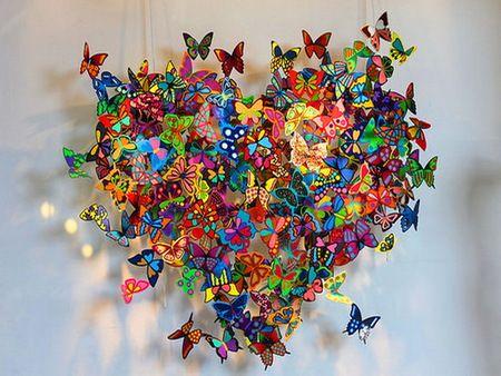 Love of butterflies - Desktop Nexus Wallpapers