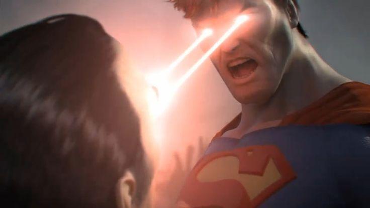 Introdução do game DC Universe Online, mostrando uma das animações mais iradas que já vi pra super-heróis. Clicar pra assistir.