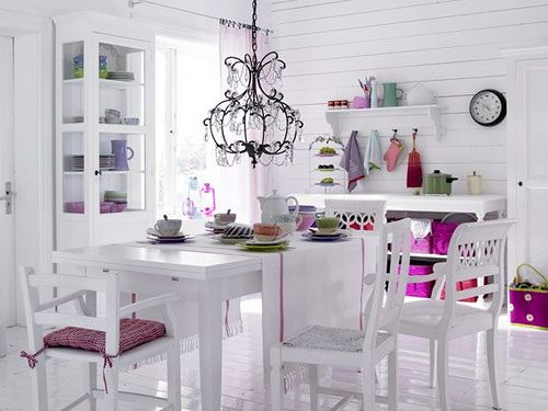 This room is stunning and can be done with a collection of do-able DIY painted furniture.