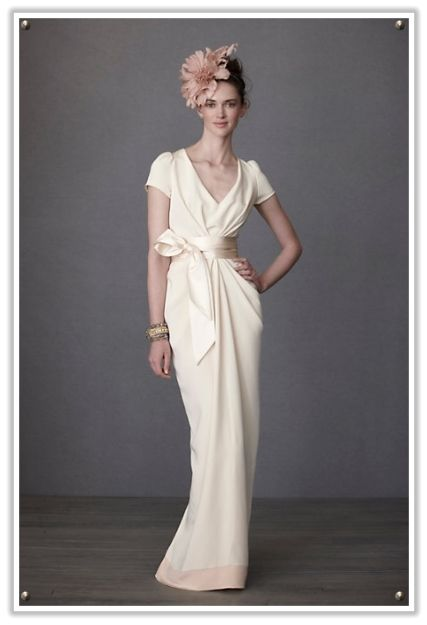 vintage wedding dresses with sleeves | Vintage 1920′s: Wedding Dresses Old and New | Vintage-ology