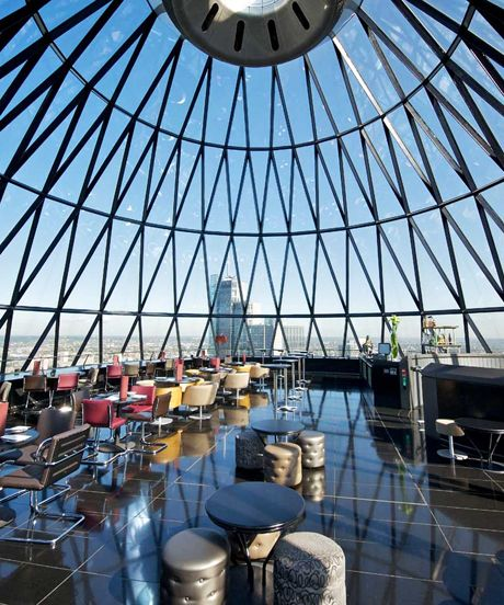 London, Searcys, The Gherkin, 30 St Mary Axe, EC3A 8EP, 020 7071 5047