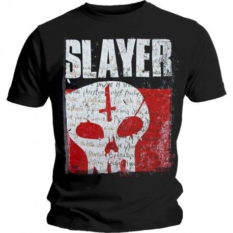 Tricou Slayer: Undisputed Attitude Skull