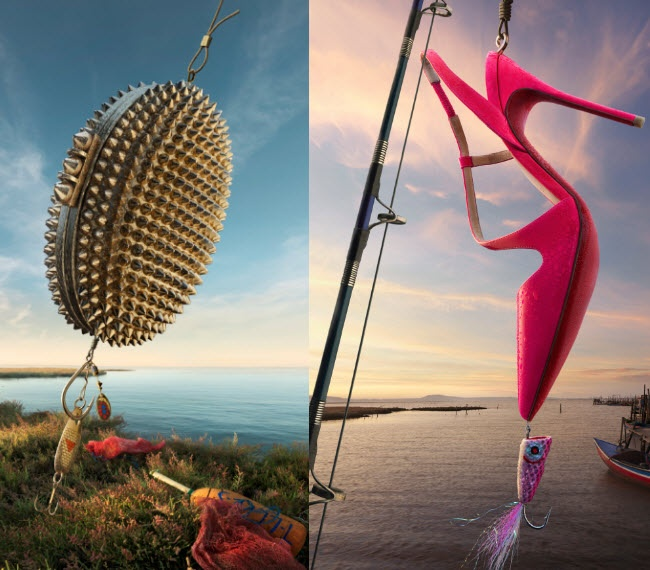 Campaign for Christian Louboutin. The SS13 ads were inspired by ...