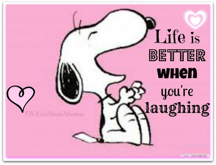 Life is BETTER when you're laughing #Quotes