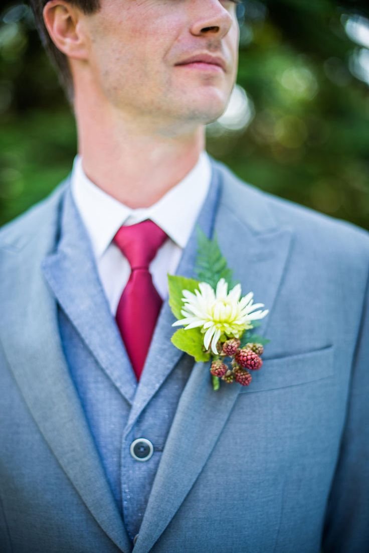 39 best Boutonniere images on Pinterest | Lapels, Wedding ideas and ...