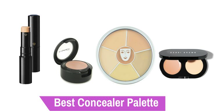 Best Concealer Palette Of 2015