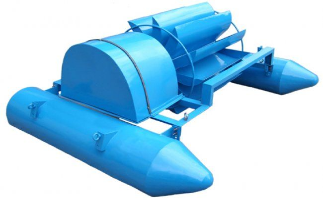 floating water turbine - Google Search