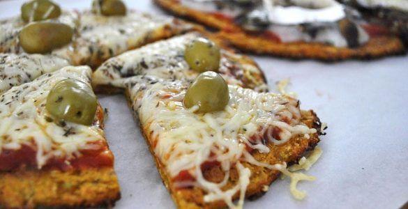 Cómo Hacer Pizza De Zanahoria Sin Harina Recetas Vegetarianas Recetas Veganas Pizza Sin Harinas