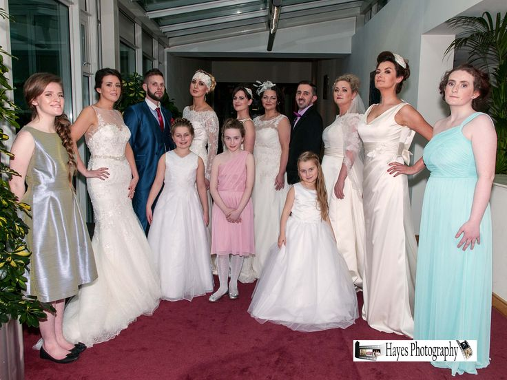Charity Fashion Show at the Raddisson Blu Cork clothes provided by Diamond Bridal and Diesel