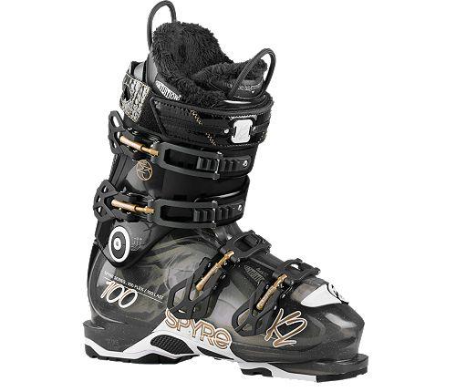 SpYre 100 | K2 Skis 100mm last all mountain