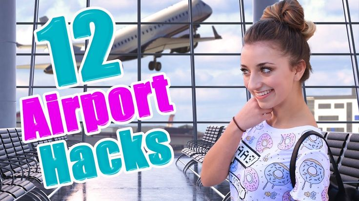 12 Airport Life Hacks Each Woman Ought to Know | Brooklyn and Bailey