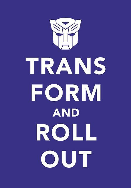Transformer Birthday Party Ideas