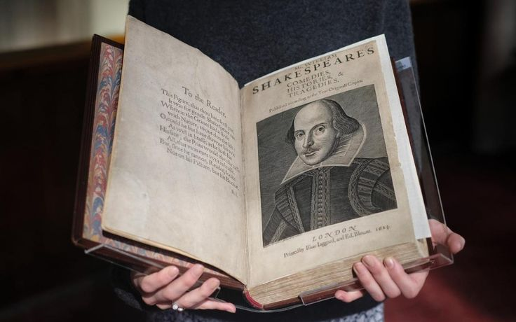 William Shakespeare First Folio discovered on Isle of Bute