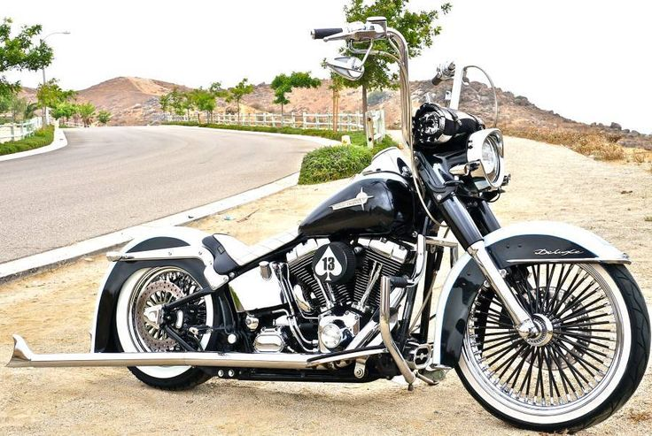139 best Harley Davidson Gangster Style images on Pinterest | Custom