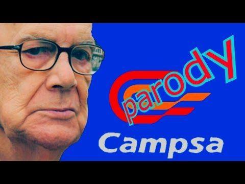 Anuncios Guia Campsa parodia (100 aniversario Camilo Jose Cela) - YouTube