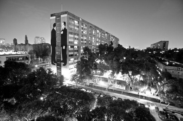 CANVAS ALL CITY, URBAN ART FESTIVAL IN MEXICO http://goo.gl/kCGtI