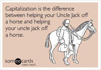 Grammar is still important, kids.
