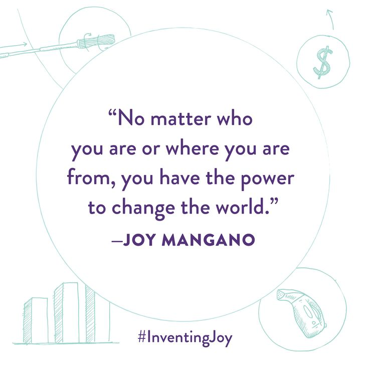 Inventing Joy is the long-awaited book by the amazing Joy Mangano. Simply slip on the stylish reading glasses and delve into her poignant and relatable stories about her childhood, career and more as she lays out a blueprint for success and happiness in work, family and life. Perfect for innovators and dreamers everywhere.
