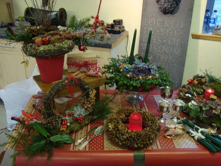 Adventmarkt Corbenic Community Scotland