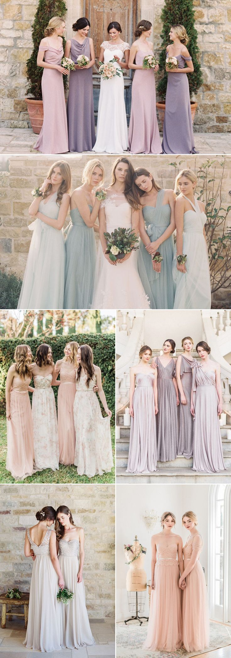 30 Dreamy Bridesmaid Dresses For Your Romantic Wedding - Jenny Yoo