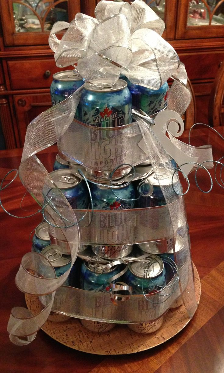 Beer can cake! | Gift ideas | Pinterest | Beer can cakes ...
