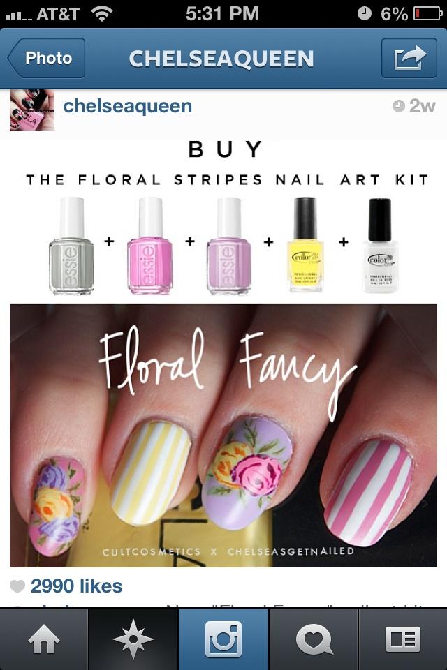212 best Nail Art images on Pinterest | Nail scissors, Nail design ...