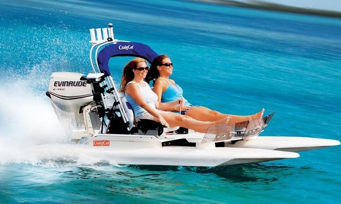 125 For Two Hour Cat Boat Rental From Orange Beach Cat Boat Tours 158 Value Small Power Boats Boat Boat Tours