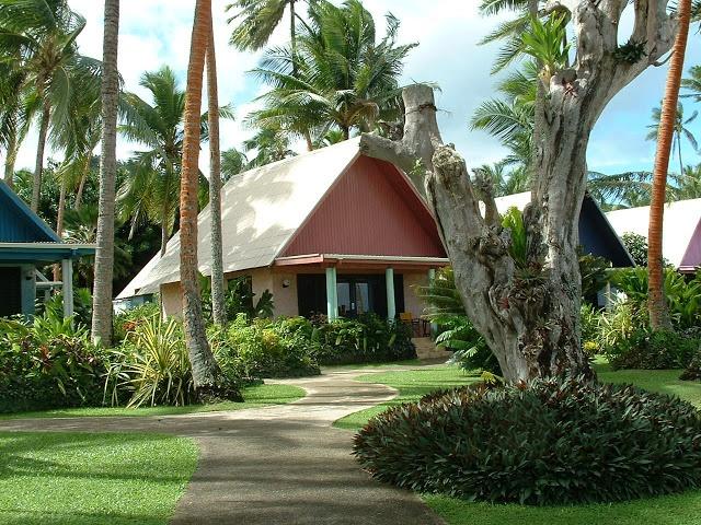 Fiji Hideaway Resort & Spa Bures