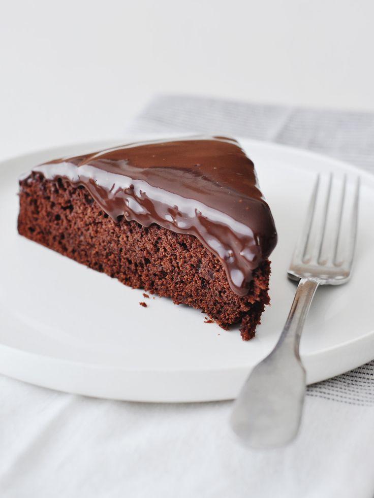 chocOlate mud cake with amarula cream liqueur