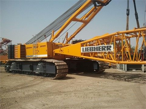 Used 2005 #Liebherr HS895HD #Crane for sale in Jacksonville, FL, USA by PVE #Cranes & Services LTD for only $ 1203876 at Heavy-MachineryTrader.Com