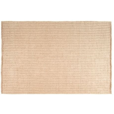 Darsha Rug 160x230cm Natural.  Option For under the front of the bed