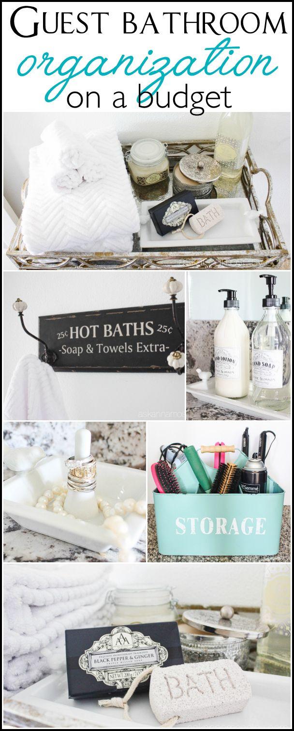 Beautiful Organized Bathroom 177 best organizing :: bathroom images on pinterest | organized
