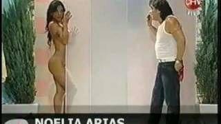All Comments On Noelia Arias Impacta Con Desnudo Total En Televisión