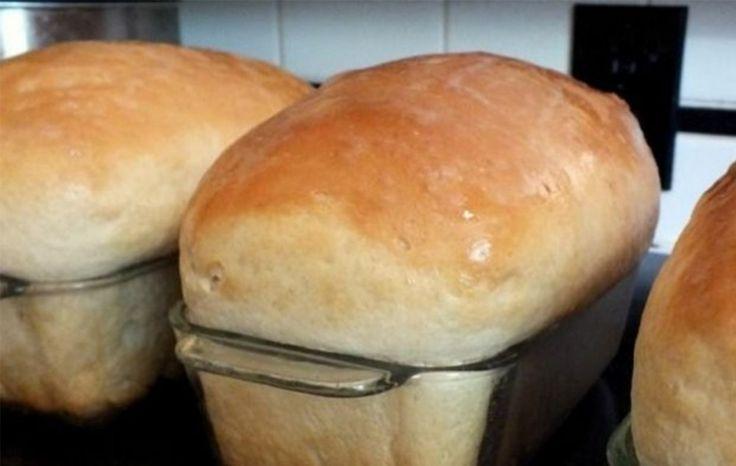 Puha házi kenyér, olyan mint amit a nagyi sütött! - MindenegybenBlog