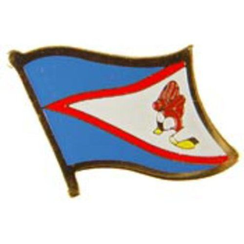 "American Samoa Flag Pin 1"" by FindingKing. $8.50. This is a new American Samoa Flag Pin 1"""