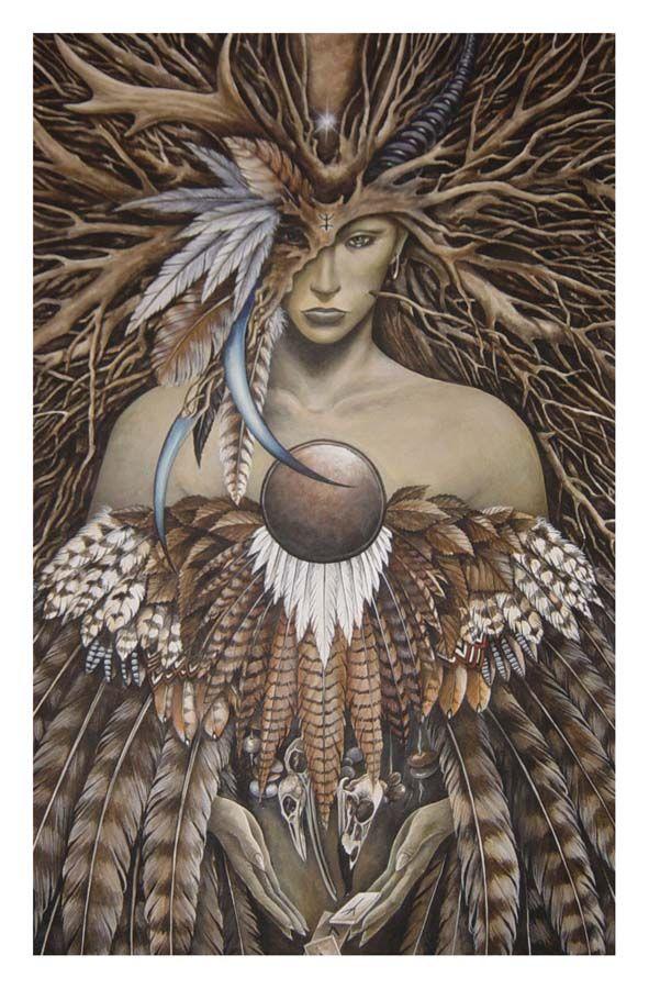 Cantinho dos Deuses: Deusa Freya