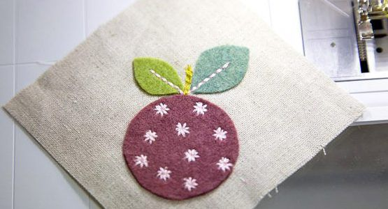 468 best Embroidery & Applique Articles images on Pinterest