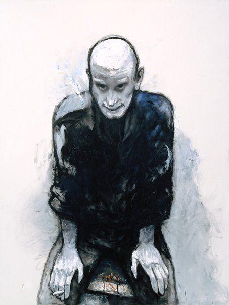 Winner: Archibald Prize 1988 Winner: People's Choice 1988 Fred Cress Title John Beard Medium acrylic on canvas