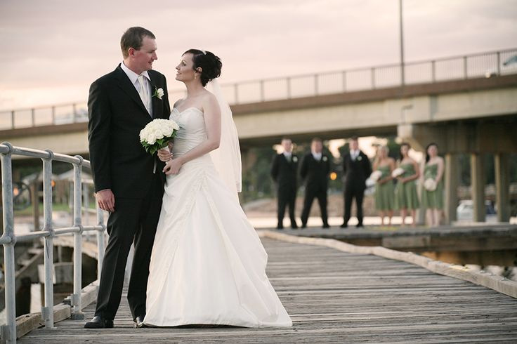 A lovely couple - Jenna and Nic, Port Augusta
