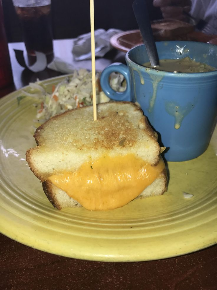 Cheddar Kindergartener from Melt Bar and Grilled in Cleveland OH #grilledcheese #food #yum #foodporn #cheese #sandwich #recipe #lunch #foodie