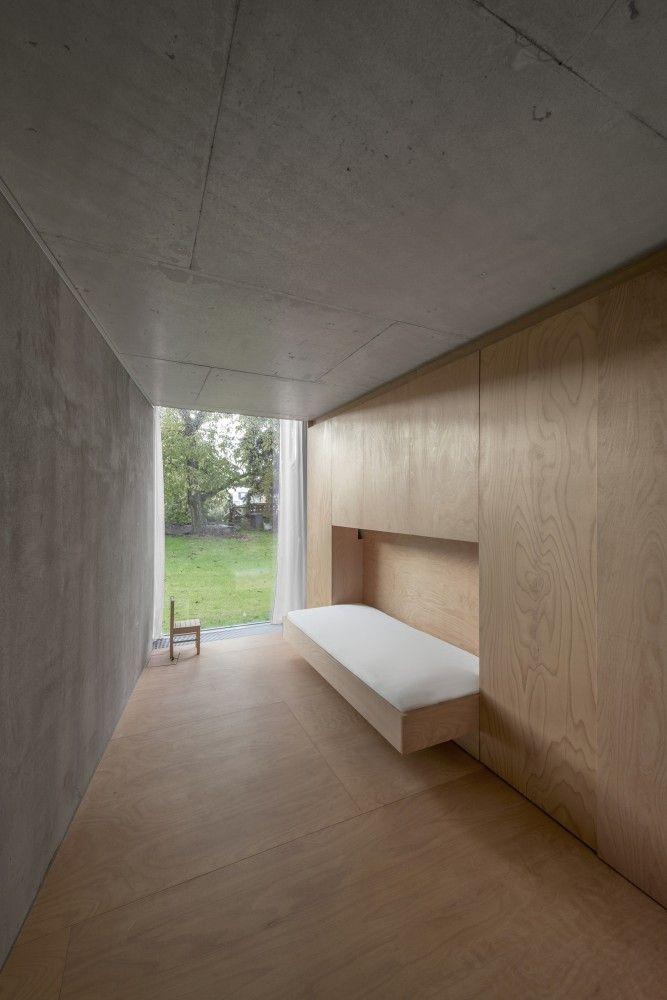 Chameleon House. Petr Hajek Architekti. Benedikt Markel Photography