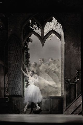 The Essence of Ballet: Ingrid Bugge's haunting photographs – in pictures   Stage   theguardian.com