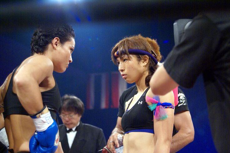 lorena klijn vs kamimura erika | kick boxing shoot boxing
