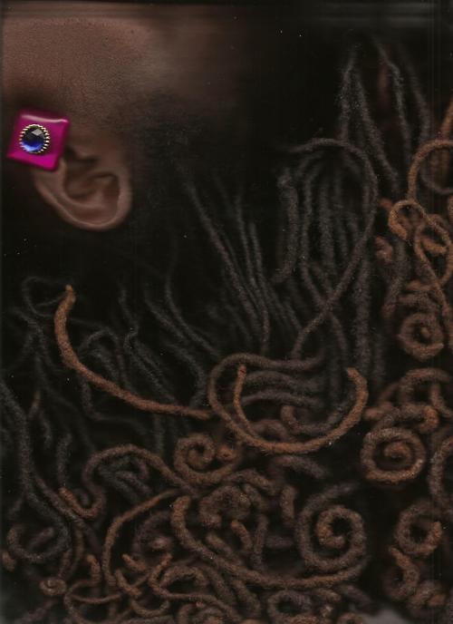 Lovely Locs curly swirly