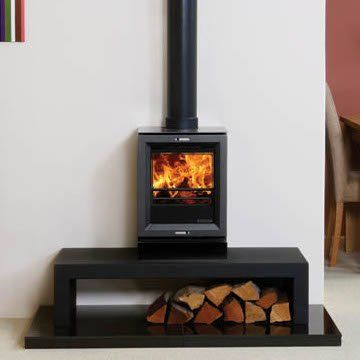 Stovax view 3 multi-fuel stove - Defra approved