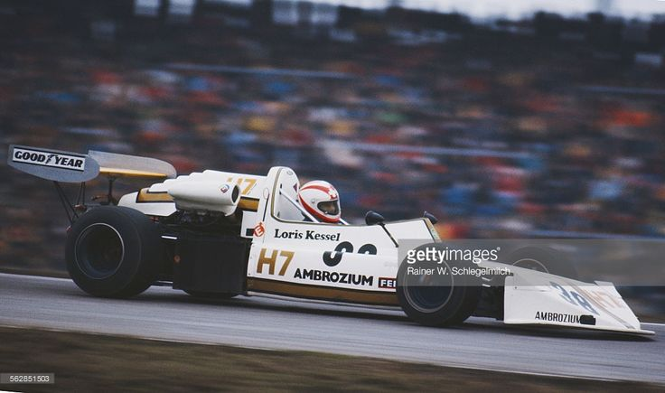 Loris Kessel of Switzerland drives the #38 Ambrosium H7 Racing Team March 742…